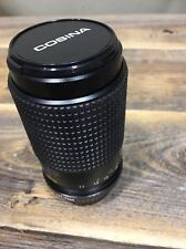 Super Cosina 80-200mm Zoom Lens 1:4.5-5.6 Japan Macro Canon Pk84505228