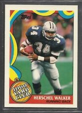 aa1785a5685 1989 Topps Football 1000 Yard Club - #2 - Herschel Walker - Dallas Cowboys
