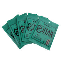 5 Packs 6 String Electric Guitar String for Musical Instrument Parts RX17