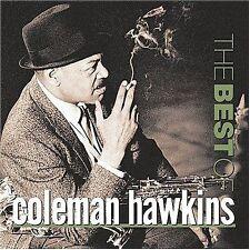 Coleman Hawkins: The Best of Coleman Hawkins NEW CD Prestige Kenny Burrell