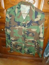 Military Camoflage Shirt - Medium
