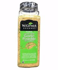 McCormick Gourmet All Natural Coarse Grind Garlic Powder with Parsley 24 OZ