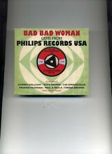 BAD BAD WOMAN - GEMS FROM PHILIPS RECORDS USA - RUTH BROWN DIALS - 2 CDS - NEW!!