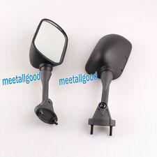 Left Right Rear Wing Rearview Mirror For Kawasaki Ninja ZX6R 05-08 & ZX10R 04-08