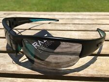 RAZE Eyewear Sunglasses Checkmate flat Black Blue smoke lens