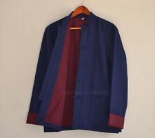 11color Martial arts Kung Fu Tai chi Wing chun Bruce Lee Jacket Coat Cotton Men