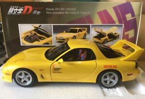 AUTOart Diecast Car 1/18 Mazda Anfini RX-7 (FD3S) Initial D Legend 1