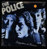 VINYL LP Police - Reggatta De Blanc A&M SP4792 1st Pressing shrinkwrap NM