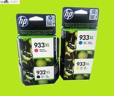 HP 932XL/933XL Tintenpatrone für HP Officejet Drucker Schwarz und Farbige