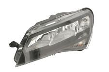 HEADLIGHT LEFT FRONT LAMP HELLA 1EJ011 939-011