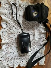 Minolta Freedom 50N Focus Free DX Auto 35mm Film Camera - with case one owner