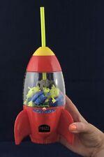 Disney Toy Story Space Crane & Little Alien Men Sippy Cup Pizza Planet