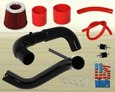 "3"" Air Filter Cold Intake Racing Kit for 06-11 Honda Civic DX/LX/EX 1.8L Black"