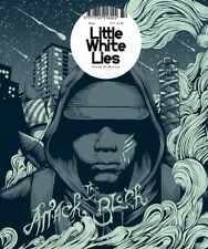 Little White Lies Magazine #34 2011 Attack the Block Joe Cornish John Boyega