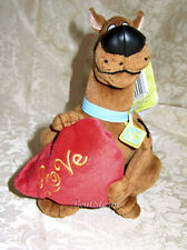 WB Scooby Doo Dog LOVE Sweetheart Bean Bag Plush W/BIG RED HEART 4 Jewelry Candy