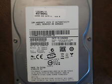 "IBM HDS721616PLA380 PN:0A33985 MLC:BA2356 160gb 3.5"" Sata HDD"
