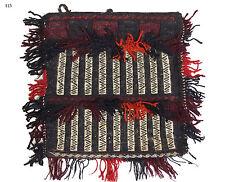 Antik Baluch nomaden kelim Tasche teppich Torba antique nomadic rug bag Nr:113