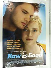 Now Is Good Dakota Fanning Romance Original Film Movie Poster One Sheet 69x102cm