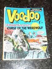 VOODOO Comic - No 4 - Alan Class & Co Comic