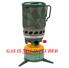 Highlander Fastboil 3 Cooking System Micro Cooker Gas Stove & 1 Litre Cook Pot