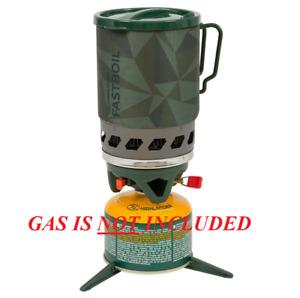 Highlander Fastboil 3 Cucina Sistema Micro Fornelletto Fornello a Gas & 1 Litri