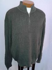 Tommy Bahama Pullover 1/2 Zip Sweater XXL 2XL