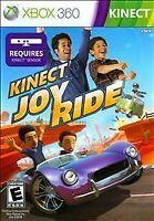 Kinect Joy Ride (Microsoft Xbox 360, 2010) GAME COMPLETE KART RACING STUNTS DASH