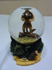 """Wizard of Oz Westland Numbered """" Cowardly Lion """" Snowglobe / Waterglobe In Box"""