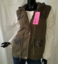 Jacken, Mäntel & Westen aus Baumwolle mit Reißverschluss Normalgröße