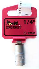 TENG TOOLS m140509-c with 0.6cm UNIDAD 25670605 Enchufe Hexagonal 9mm