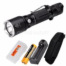 Fenix TK15UE Ultimate Edition 1000 Lumen LED Flashlight w/ 18650 & AREX1 Charger