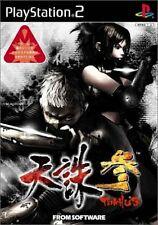 Used PS2 Tenchu 3 Japan Import