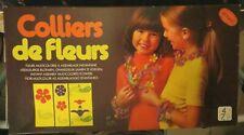 Colliers de fleurs, Mako, 1973 - Cavahel Vintage