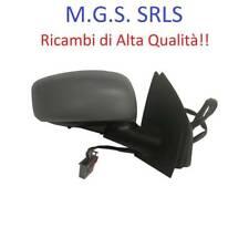 Calotta Specchietto Coprispecchio retrovisore destro FIAT STILO 01-07 3//5 pt ner