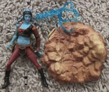 """STAR WARS AAYLA SECURA POWER OF THE FORCE RARE 3.75 """" INCH JEDI KNIGHT"""