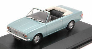 Model Car Scale 1:43 Oxford Ford Cortina Mkii Crayford Convertible