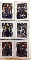 3 CABALLEROS ZODIACO MYTH CLOTH BEAR lobo hydra BANDAI mirlo acuático Lobo HYDRA