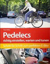 Franz Helling @ Pedelecs richtig einstellen, warten und tunen @ Nichtraucherhaus