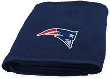 New England Patriots NFL Bath Towel Cotton Shower Bathroom Pool Workout Dry