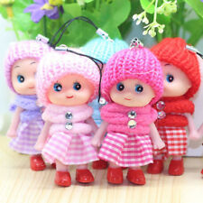 1PC Kids Toys Soft Interactive Baby Dolls Toy Mini Doll For Girls and Boys New