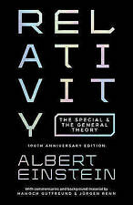 Relativity: The Special and the General Theory by Albert Einstein (Hardback, 201