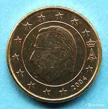 50 Euro - Cent  Belgien 2004