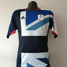 Team GB London 2012 Olympic Shirt - Small Adults - Retro Vintage Jersey