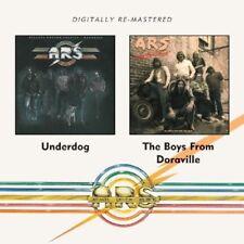 ATLANTA RHYTHM SECTION - UNDERDOG/THE BOYS FROM DORAVILLE  CD NEW!