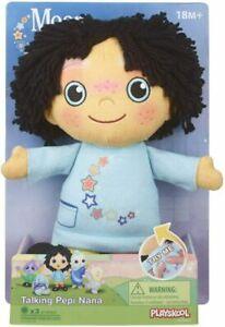 Playskool Moon and Me Talking Pepi Nana Plush Toy