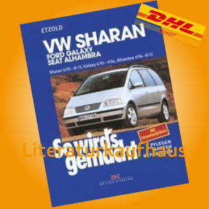 SEAT ALHAMBRA / VW SHARAN / FORD GALAXY ++ So wirds gemacht  REPARATURANLEITUNG