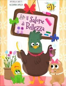 LIBRO IL SALONE DI BELLEZZA - ANTONELLA CAPETTI, ALESSANDRA CAPOZZA