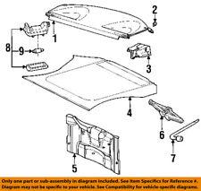 Mercury FORD OEM 99-02 Cougar REAR BODY-Jack Assembly F8DZ17080AA