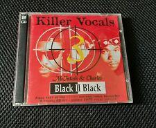 AMG - Black II Black - Killer Vocals 3 - 2CD Sampling CD