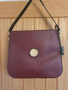 Womens Versace 19.69 Handbag /Cross Over Bag - Shoulder bag - Detachable strap